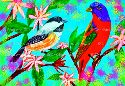 Painted Birds