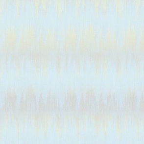 blue beige opaline ikat