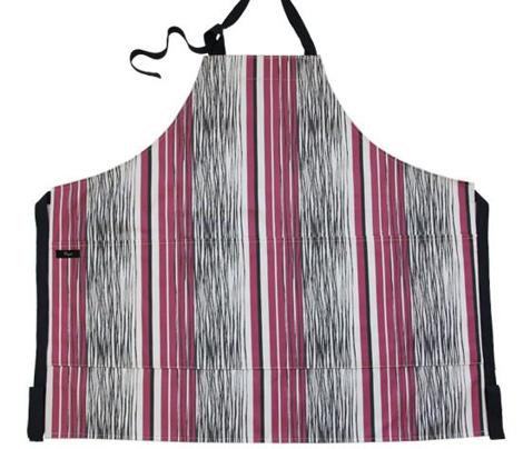 Shocking Pink Stripes