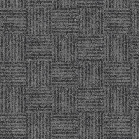 Grayline Basket Weave fabric by materialsgirl on Spoonflower - custom fabric