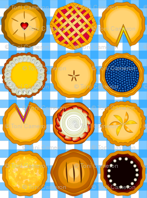Pie-O-My
