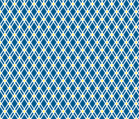 Eitan fabric by brainsarepretty on Spoonflower - custom fabric