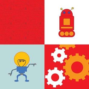Robots swatch