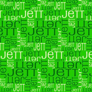 greensJett