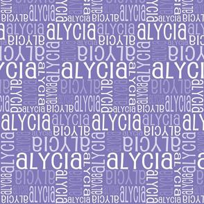 purpleAlycia