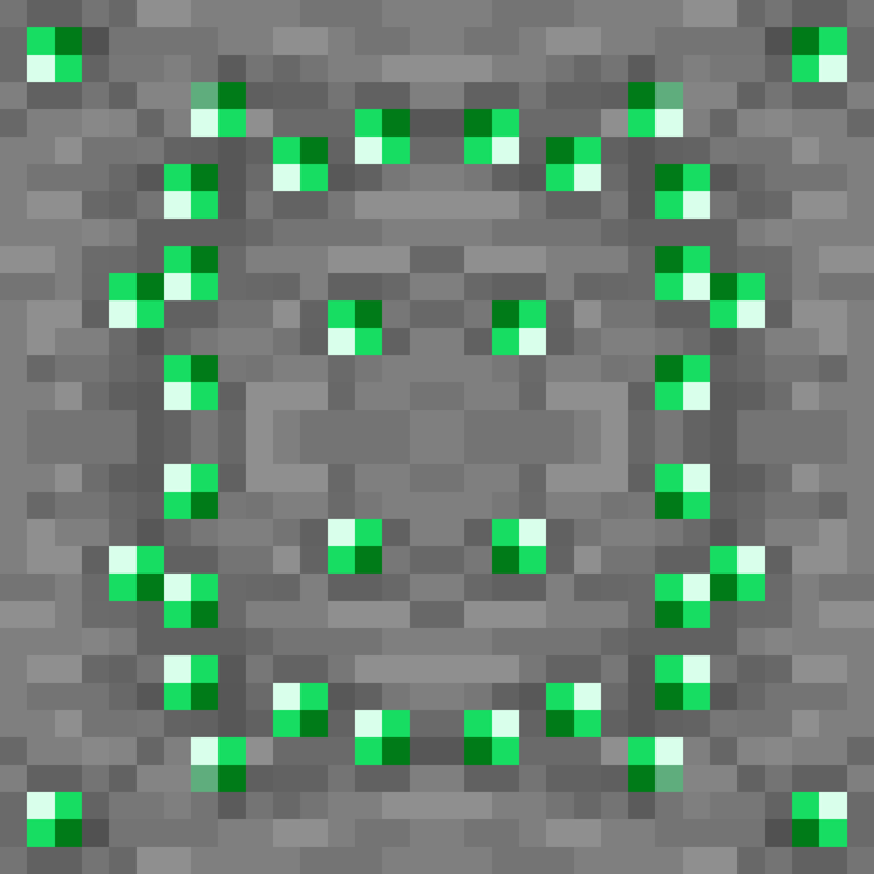 Minecraft Emerald Ore Wallpaper Rrminecraft_block_ore_emerald_ ...