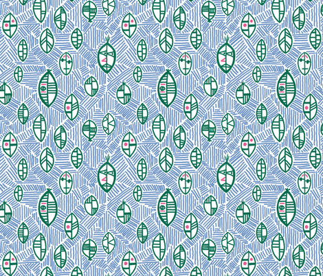The Doctor will see you now fabric by su_g on Spoonflower - custom fabric