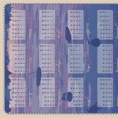 2015 Airship Skyline Calendar