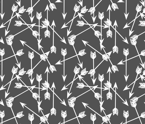 Rarrows_scattered_charcoal_white_shop_preview