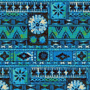 Fijian Tapa 1c