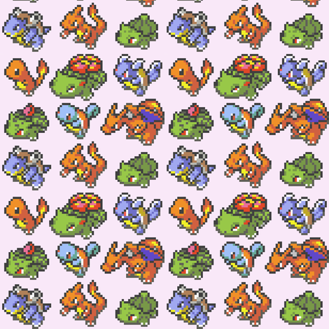First Generation Starters fabric by cmcnealy on Spoonflower - custom fabric