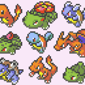 First Generation Starters