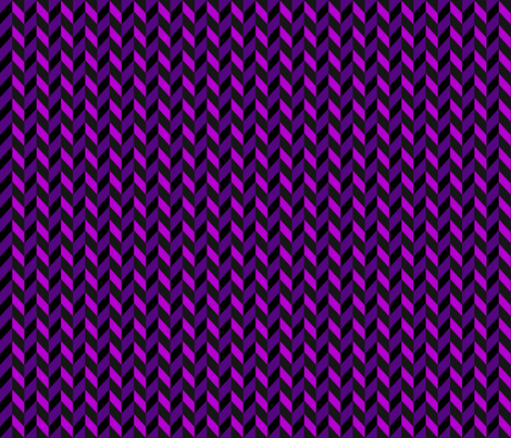 Braid_Purple fabric by mammajamma on Spoonflower - custom fabric
