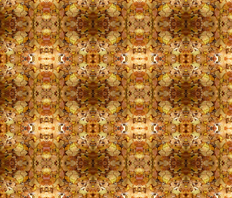 Autumn leaves fabric by maria670_5 on Spoonflower - custom fabric