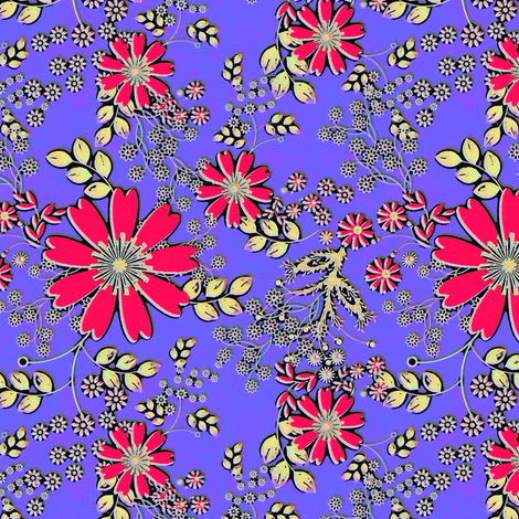 Bright_Meadow fabric by joanmclemore on Spoonflower - custom fabric