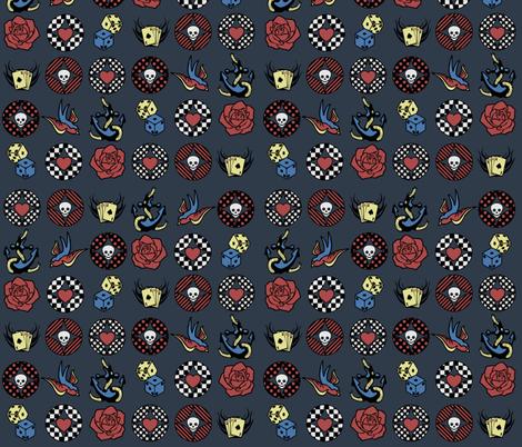 Rockbilly Medallions