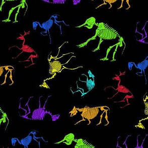 Rainbow Ungulates