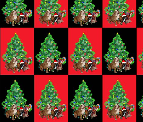 Rbulldog_christmas_fabric_shop_preview