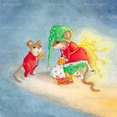 A Gift for the Yuletide Mouse