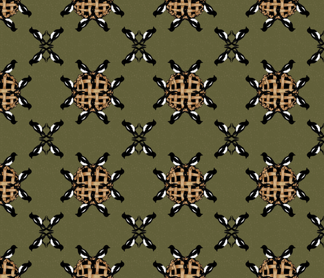 maggie's_pie fabric by treehousedesignstudio on Spoonflower - custom fabric