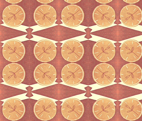 Pie surprise fabric by beccalea_edmonson on Spoonflower - custom fabric