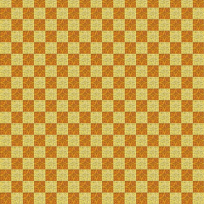 Starlet Stripe - yellow, gold, orange
