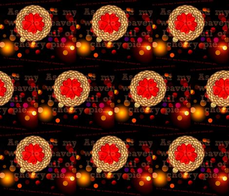 As I Wend My Way fabric by dkdemott on Spoonflower - custom fabric