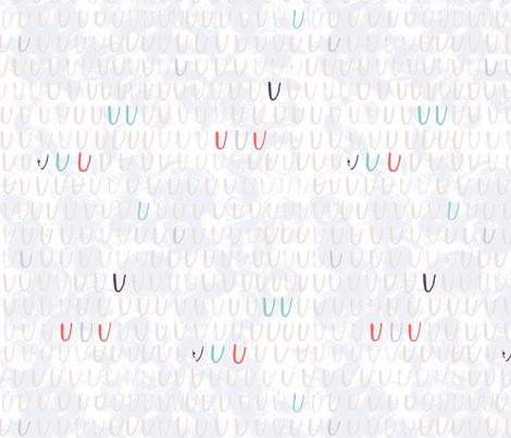 Calligraphic Strokes :: U :: col 1