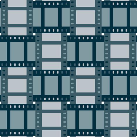 film cell weave : noir