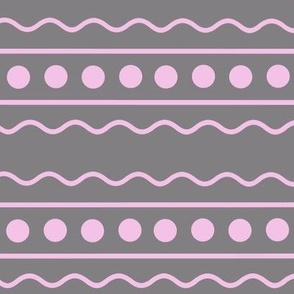 Dots & Ribbons PINK