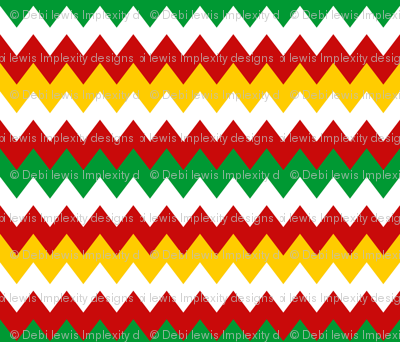 Holiday Chevrons