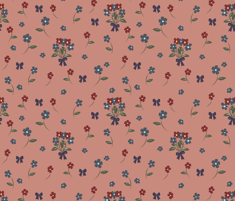 FlowersC2013 fabric by nikky on Spoonflower - custom fabric