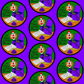 Krewe of Little Rascals Color Logo