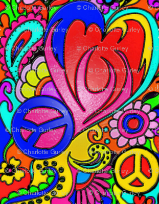 Peaceful Hearts