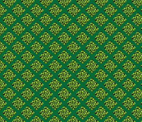 Pea_Basket_Big fabric by yllaria on Spoonflower - custom fabric