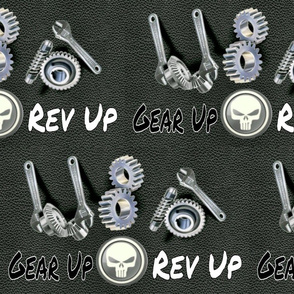 Gear Up Biker Bandana
