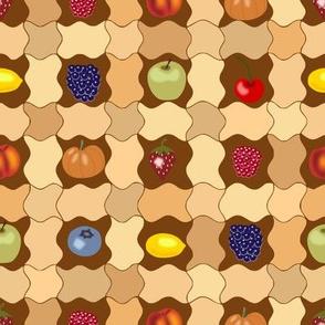 Lattice Fruit Pie