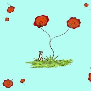 Poppy Bunnies