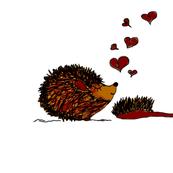 Porcupine In Love