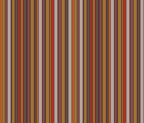 Asymmetric Steampunk Stripes fabric by implexity on Spoonflower - custom fabric