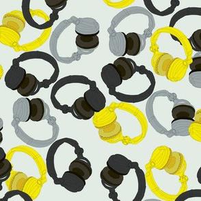 Headphones medium sized