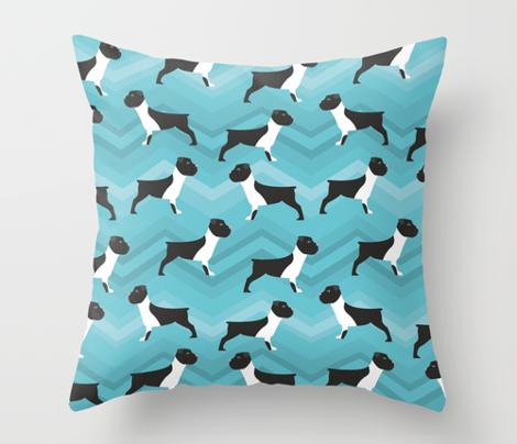 Bulldogs pattern