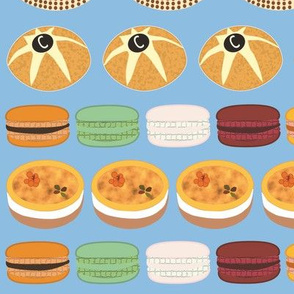 pies and cakes
