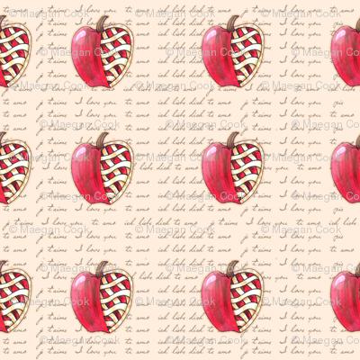 Pie, I Love (Apple)