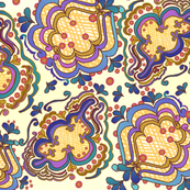 fabric_pattern_Indian_motif_3