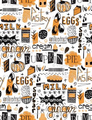 Pumpkin Pie !!