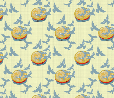 baked_in_a_pie fabric by weejock on Spoonflower - custom fabric