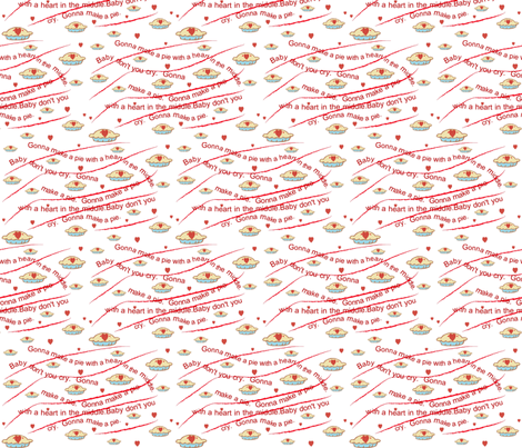 pie_song_art-ed fabric by vos_designs on Spoonflower - custom fabric