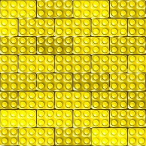 Builder's Bricks - Yellow