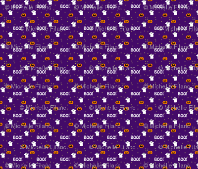 Ghost Contest Pattern
